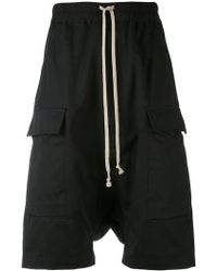 Rick Owens   Slouch Shorts   Lyst