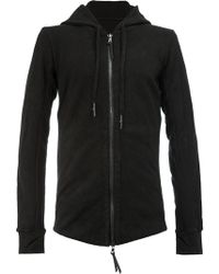 Boris Bidjan Saberi 11 - Zip Up Hooded Jacket - Lyst