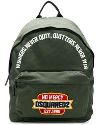 DSquared² - No Mercy Backpack - Lyst
