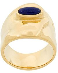 Aurelie Bidermann - Peggy Lapis Ring - Lyst