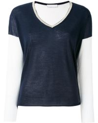 Giada Benincasa - V-neck Sweater - Lyst
