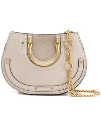 Chloé - Nile Small Bracelet Bag - Lyst