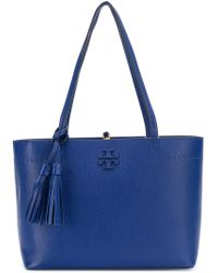 Tory Burch - Mcgraw Mini Tote Bag - Lyst