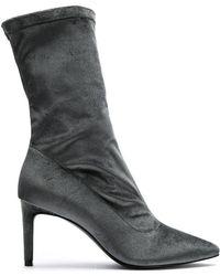Mara Mac - Suede Mid-calf Boots - Lyst
