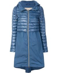Herno - Long Down Coat - Lyst