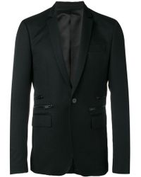 Les Hommes - Structured Formal Blazer - Lyst