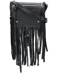 McQ - Mini Loveless Crossbody Bag - Lyst