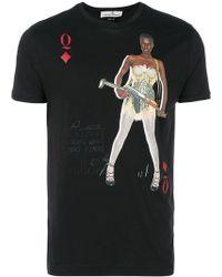 Vivienne Westwood - Printed T-shirt - Lyst