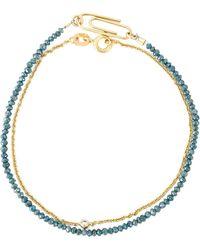 Uzerai Edits - Diamond Bracelet Set - Lyst
