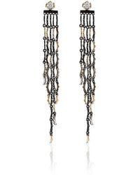 Gaelle Khouri - Free Dots Earrings - Lyst
