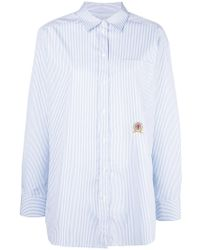 Tommy Hilfiger - Striped Shirt - Lyst