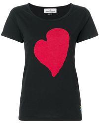 Vivienne Westwood | Heart Print T-shirt | Lyst