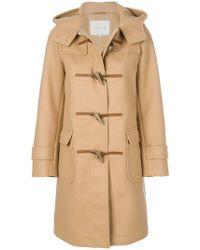 Mackintosh - Hooded Duffle Coat - Lyst