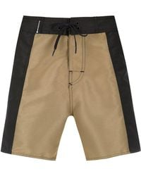 Osklen - Printed Bermuda Shorts - Lyst