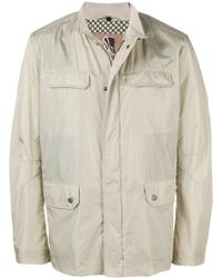 Sealup - Classic Fitted Jacket - Lyst