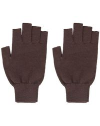Rick Owens - Fingerless Gloves - Lyst