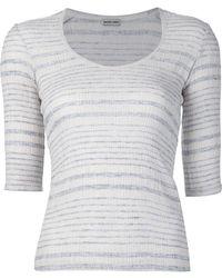 Rachel Comey - Faded Stripe Top - Lyst