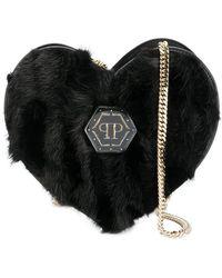 Philipp Plein - Esther Heart Shoulder Bag - Lyst