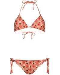 ISLANG - All-over Print Bikini Set - Lyst