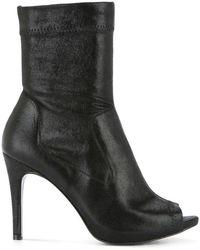 Pedro Garcia - Sauni Peep-toe Boots - Lyst