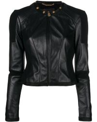 Versace - Fitted Jacket - Lyst