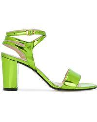 Marc Ellis - Block Heel Sandals - Lyst