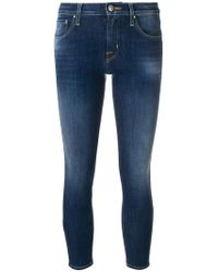 Jacob Cohen - Cropped Skinny Jeans - Lyst