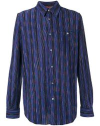 Missoni - Vertical Stripe Shirt - Lyst