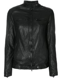 Salvatore Santoro - Zip Pocket Jacket - Lyst