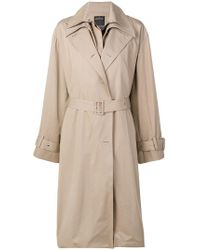 ROKH - Layered Trench Coat - Lyst