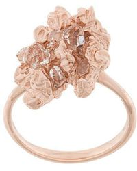 Niza Huang - Under Earth Irregular Ring - Lyst