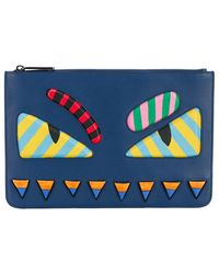 Fendi | Bag Bugs Wallet | Lyst