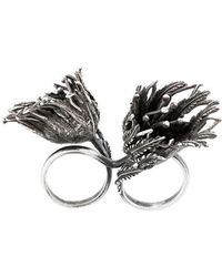 Midgard Paris - Thristle Ring - Lyst