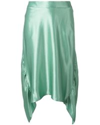 Sies Marjan - Asymmetric Skirt - Lyst