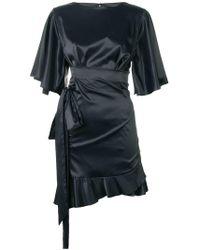 FEDERICA TOSI - Bow Tie Dress - Lyst