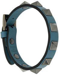 Valentino - Studded Style Bracelet - Lyst