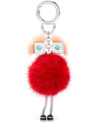 Fendi - Chick Bag Charm - Lyst