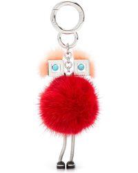 Fendi - Chick Bag Charm - Lyst