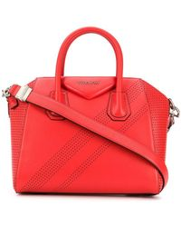 daeb0936dea Givenchy Pandora Large Tote in Pink - Lyst