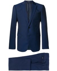 Emporio Armani - Single-breasted Suit - Lyst