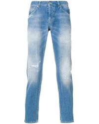 Dondup - Tapered Jeans - Lyst