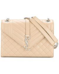 Saint Laurent - Medium Envelope Bag - Lyst