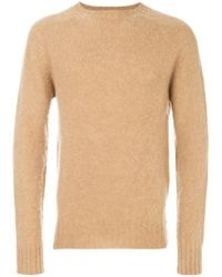 Howlin' By Morrison - Crew Neck Jumper - Lyst