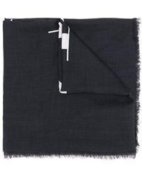 Valentino - Vltn Printed Scarf - Lyst