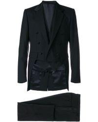 Dolce & Gabbana - Three Piece Dinner Suit - Lyst