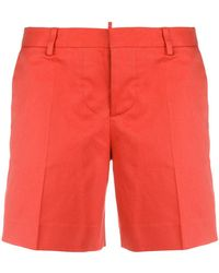 DSquared² - Tailored Shorts - Lyst