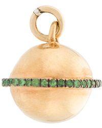 Ileana Makri - Embellished Necklace Pendant - Lyst