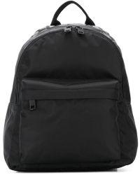 DIESEL - Monochrome Logo Backpack - Lyst