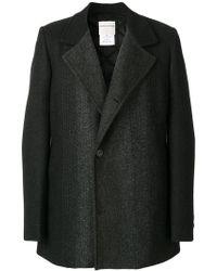 Stephan Schneider - Short Single Breasted Coat - Lyst