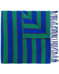 KENZO - Knitted Scarf - Lyst